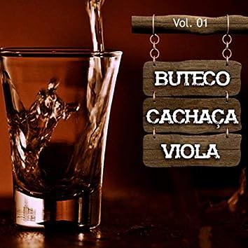 Buteco, Cachaça e Viola, Vol. 1