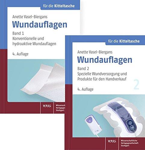 Wundauflagen für die Kitteltasche: Band 2: Spezielle Wundversorgung und Produkte für den Handverkauf