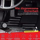 fussmattenprofi.com Alfombrillas 3D de Lujo compatibles con Mercedes Benz SLK/SLC Bj AB 2012