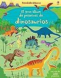 El Gran Álbum De Pegatinas De Dinosaurios