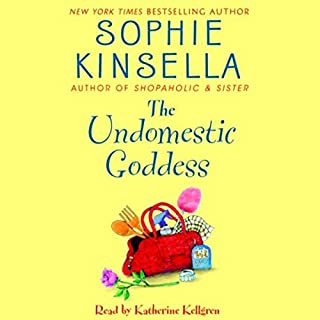 The Undomestic Goddess audiobook cover art