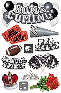 homecoming stickers