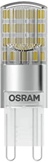 Osram Pack of 30 x LED Base PIN G9 | LED Lamp: G9, 2.60 W = Replacement for 30 W | Clear, Warm White, 2700 K