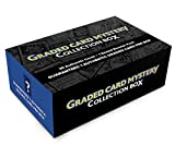 FGW Holdings Pokemon TCG: Graded Card Mystery Collection Box #1 - Each Box Contains 1 Graded Card + 20 Additonal Cards Including 1 First Edition + 1 Factory Sealed Booster Pack + 1 Coin