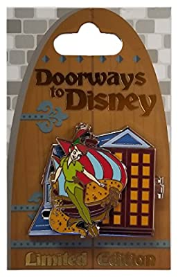 Disney Pin - Doorways to Disney - Peter Pan