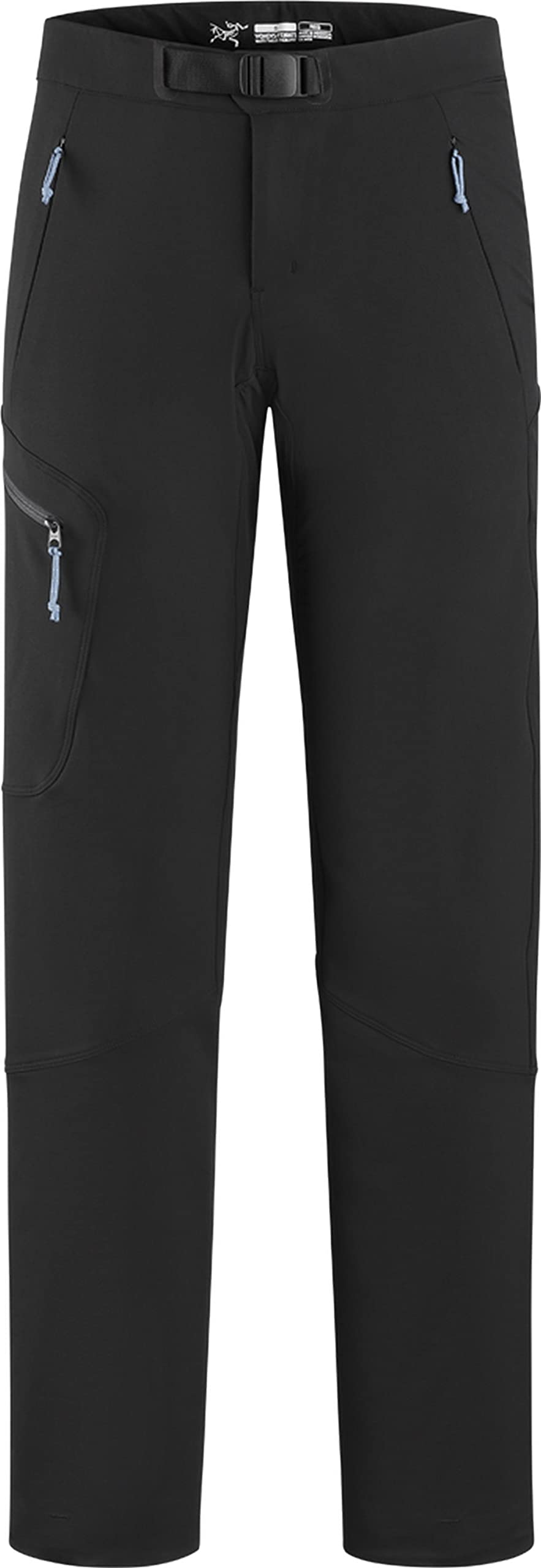 Arc'teryx Damen Gamma AR Pant, Black, 8