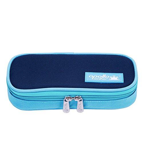 Diabetikertasche Kühltasche für Diabetes Spritzen Insulininjektion und Medikamente Tasche und 2 Stück Kühltasche für Insulin