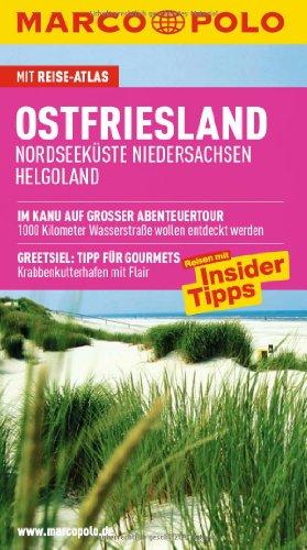 Image of MARCO POLO Reiseführer Ostfriesland, Nordseeküste Niedersachsen, Helgoland