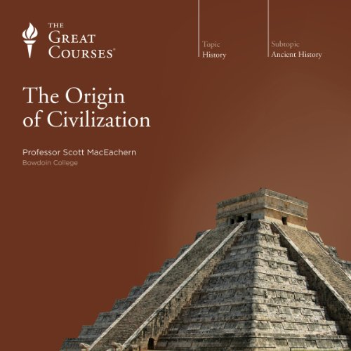 Couverture de The Origin of Civilization