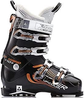 Fischer 2015 Hybrid 10 Vacuum Women's Ski Boots 26.5