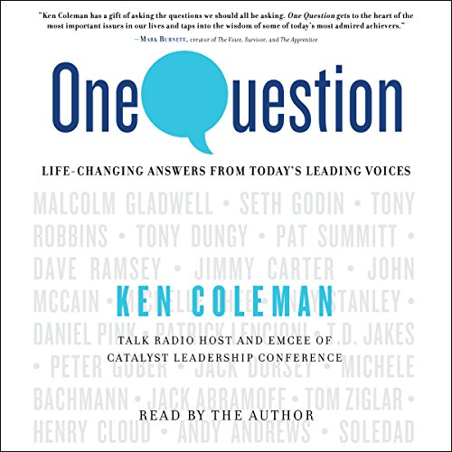 One Question cover art