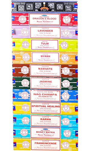 Satya Incense Sticks, Series 1, 1215G