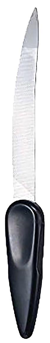 荒れ地順応性のある暗記するステンレス製カーブつめやすり SJ-N41