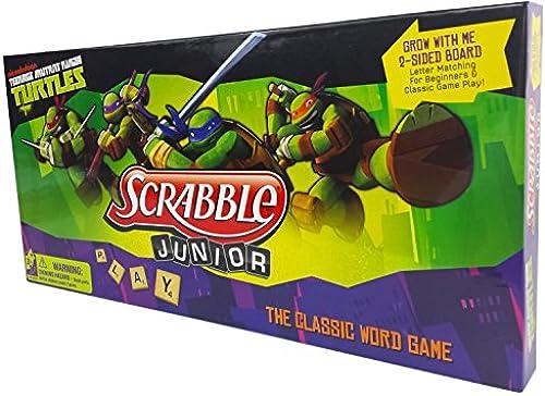 Teenage Mutant Ninja Turtles Scrabble-Spiel