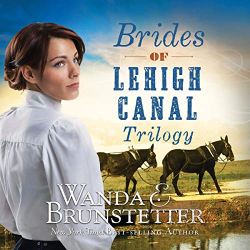 Brides of Lehigh Canal Trilogy  By  cover art