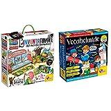 Liscianigiochi Montessori L'Inventafavole del Mondo Fantastico, 72644 & Lisciani Giochi- Vocabolando Piccolo...