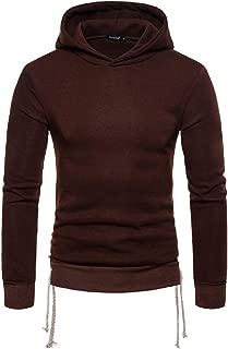 Mens Longsleeve Sweatshirt Jumper Hoodie Sweatshirt Pullover Tops Sport Outwears