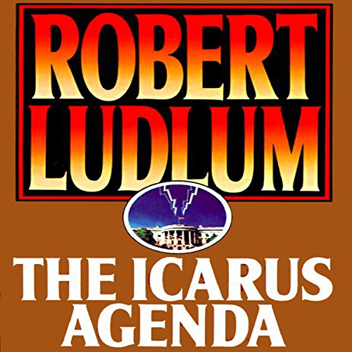 The Icarus Agenda audiobook cover art