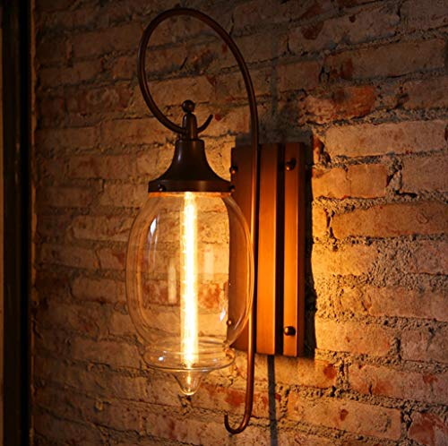 CJWall Lamp buitenwandlamp bronzen wandlamp waterdichte buitenverlichting moderne ijzeren wandlamp landschapsverlichting binnenverlichting tuindecoratie