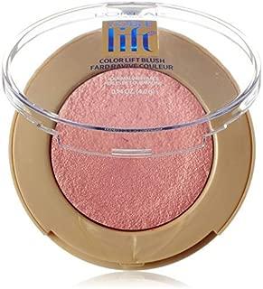 L'Oreal Paris Visible Lift Color Lift Blush, Rose Gold Lift [701] 0.14 oz (Pack of 2)
