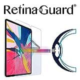 "RetinaGuardアンチUV、アンチブルーライト強化ガラススクリーンプロテクター2018年iPad Pro 12.9"" - SGS&Intertekテスト済み - 過度の有害なブルーライトをブロックし、目の疲れや目の疲れを軽減"