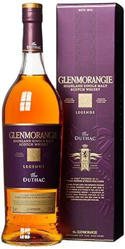Glenmorangie The Duthac Legends Whisky mit Geschenkverpackung (1 x 1 l)