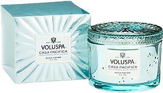 Voluspa Casa Pacifica Corta Maison Boxed Glass Candle, 11 Ounces