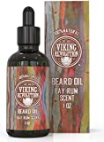 Best Oil For Beards - Bay Rum Beard Oil Conditioner- All Natural Bay Review
