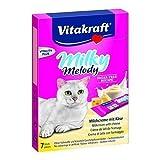 Vitakraft Katzensnack Milky Melody Käse - 11 x 70g
