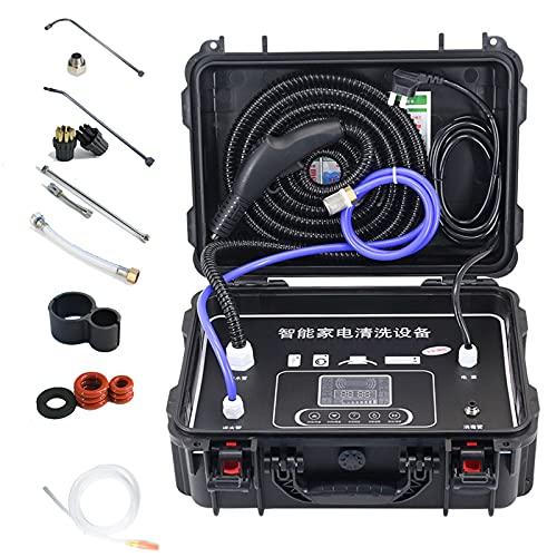 LTJT-MR Hochtemperatur- Und Hochdruck-Dampfreiniger Multifunktions Zuhause Dunstabzugshaube Klimaanlage Waschmaschine,H10+Gift Pack