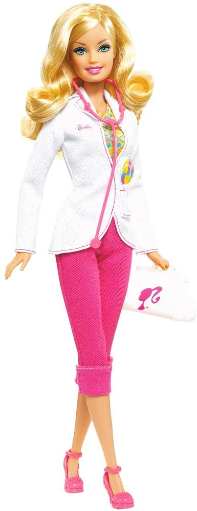 Barbie I Can Be Spring new work one after another Reservation Doctor Kid Doll