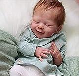 Reborn Baby Doll, Realista Saskia Reborn Baby Dolls Hecho A Mano Cuerpo Completo Silicona Bebé Muñecas, Bebés Reborn Regalos De Cumpleaños Juguete