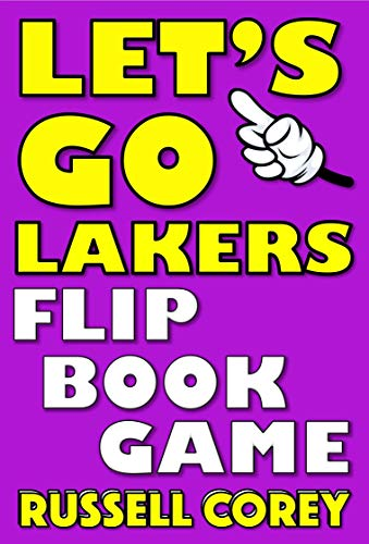 LET'S GO LAKERS FLIP BOOK GAME (English Edition)