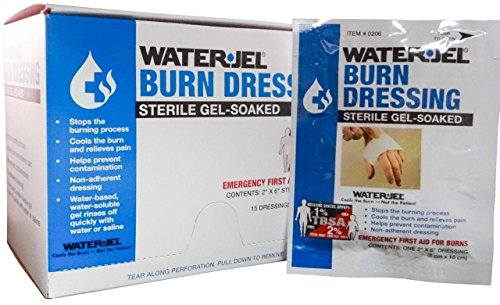 Water-Jel Burn Care Products 2