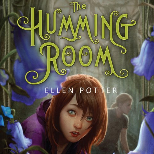 The Humming Room audiobook cover art