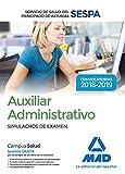 Auxiliar Administrativo del Servicio de Salud del Principado de Asturias (SESPA). Simulacros de examen
