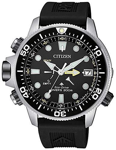 Citizen Uhr PROMASTER Driver S ISO 200 SCHWARZES BN2036-14E