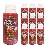 Wow Cold Press Orchard ワオコールドプレスオーチャード コールドプレスジュース ブラッドオレンジ 果汁 (215ml/10本入)