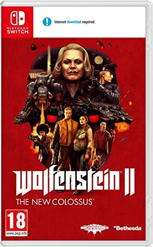 Wolfenstein 2: The New Colossus - Nintendo Switch [Importación inglesa]
