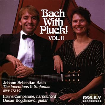 Bach With Pluck, Vol. II