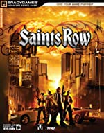Saints Row Signature Series Guide de BradyGames