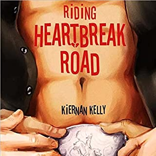 Riding Heartbreak Road audiobook cover art