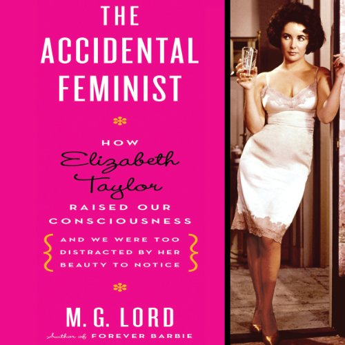 The Accidental Feminist audiobook cover art