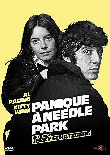 Panique à Needle Park [Italia] [DVD]
