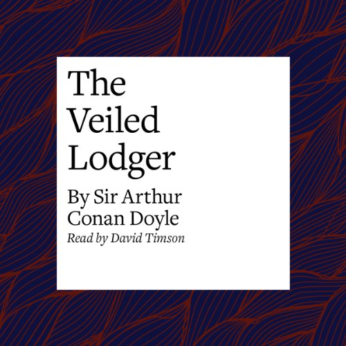 The Veiled Lodger audiobook cover art