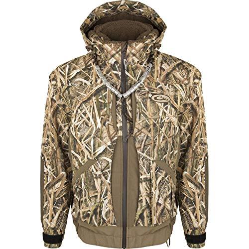 드레이크 수호 엘리트 보트 및 블라인드 자켓 쉘 무게 색상 : 블레이드 크기 : XX-LARGE (DW6019-013-5)