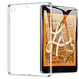 iPad mini 5 ケース TopACE 超スリム クリア TPU ソフトケース 落下防止 指紋防止 耐スクラッチ全面保護 iPad mini5 (第五世代) 2019 対応 (クリア)