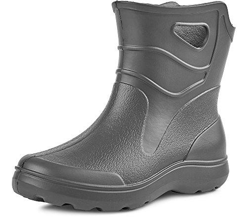Ladeheid Women's EVA Extra Light Wellington Boots Rainy Wellies Rain Boots KL027D (EU 40 = UK 6.5, 6.5 UK)