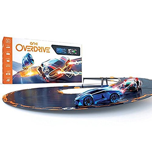 Anki- Overdrive-Starter Kit, Color Negro (000-00046)