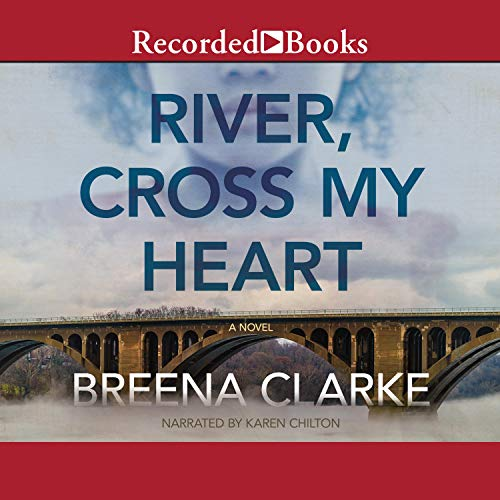 River, Cross My Heart audiobook cover art
